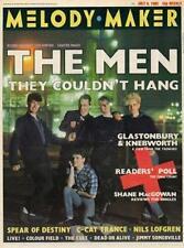 Men They Couldn't Hang Glastonbury Bourgie Nils Lofgren Spear of Destiny magazin