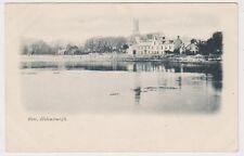 Dunbartonshire postcard - Row, Helensburgh