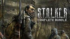 S.T.A.L.K.E.R Complete Bundle Region Free PC KEY (Steam)