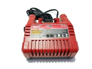 MILWAUKEE 48-59-1801 LITHIUM ION BATTERY CHARGER M18 48591801