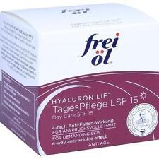 FREI ÖL Anti-Age Hyaluron Lift TagesPflege LSF 15 50 ml