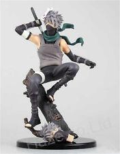Naruto Shippuuden Hatake Kakashi Anbu ver. Dark PVC Figura cosplay con la caja