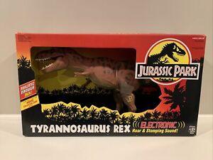 KENNER JURASSIC PARK 1993 TYRANNOSAURUS REX ELECTRONIC ROAR NEW MINT IN BOX MIB!