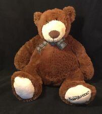 "13"" Mary Meyer Tempur-Pedic Plush Memory Foam Teddy Bear- Stuffed Animal 3+"