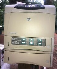 HP LaserJet 4200DTN Guaranteed To work 15% Ink Left 99k Page Count