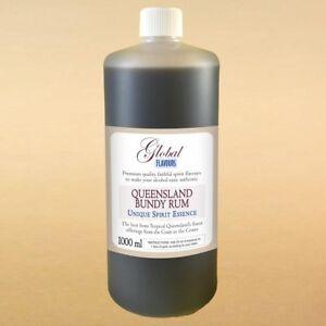 Queensland Rum 1000ml Spirit Essence Quality Bulk Home Brew Flavoring