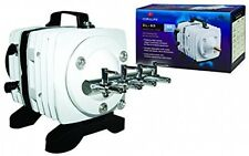 Coralife Air Compressor Super Luft Aquarim Pump Fish Tank Pond Areator High Flow