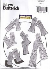 Historic Victorian WWI Era Vtg Multi-Era 1800 1900 Gloves Costume Sewing Pattern