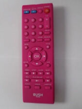 Original Bush CDVD2252 DVD Player Remote Control Pink