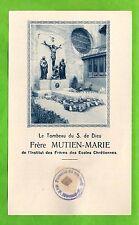 Reliquia - Santino - Reliquiario – San Muziano Maria Wiaux