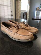 Women's Sperry Original Boat Shoe Tan Size 9