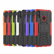 3D 2in1 Dual-Layer Asus Shockproof Armor Case, Rugged Defender Tough Hard Cover