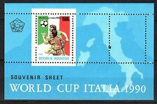 Indonesia - 1990 Soccer championship Italy - Mi. Bl. 76 MNH