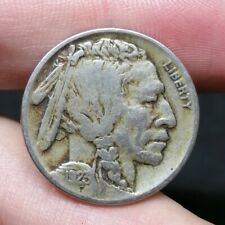 US Buffalo Nickel 5 Cent 1923 Good Coin