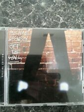 cd Michael Jackson off the wall special edition
