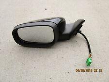 07-08 VOLVO S60 DRIVER SIDE POWER HEATED MEMORY TURN SIGNAL EXTERIOR DOOR MIRROR
