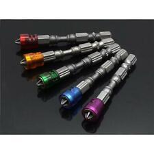 5pcs Magnetic Screw Driver Bit 65mm Screwdriver Bits Drill Set S2 Alloy Steel EN