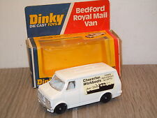 Bedford Van Cheverton Workboats van Dinky Toys Code 2 John Gay in Box *15520