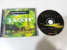 RATT CD DE L'INFESTATION 11 NEUF RATT ROADRUNNER CLASSIQUES 2010 USA EDITION