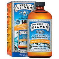 Sovereign Silver Silver Hydrosol - 32 Fluid oz Liquid