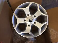 """18""""silver Ford Transit Alloy Wheels-Commercial Van MK6/MK7/MK8-st style-no tyres"""