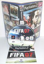 FIFA FOOTBALL 2007 07 7 - Playstation 2 Ps2 Play Station Gioco Game Sony