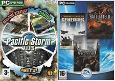 pacific storm allies&c+c generals&battlefield 1942&medal of honor allied assault