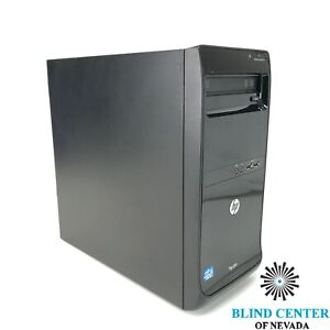 HP Pro3500 MT, i3-3240, 8GB DDR3, 250GB HDD, DVDW, Win10P, MXL4201LBG