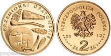"""Poland 2012 2 zlotych """"Krzemionki Opatowskie"""" UNC"""