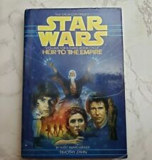 Star Wars Heir To The Empire Volume 1 Timothy Zahn Hardcover Saga Continues 1991
