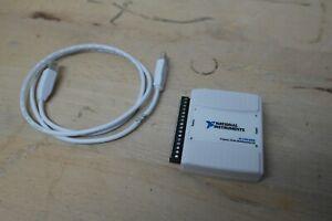 National Instruments USB-6009 I/O Device/  NI DAQ,Multifunction data acquisition