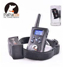PaiPaitek Anti Bark Collar 500 Yds Remote Waterproof Dog Training Collar PD520