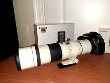 Canon EF 300mm f/4 L IS USM Lens EOS 70D 20.2MP Digital SLR Camera Extender 2x