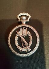 OROLOGIO MILITARE DA TASCA POCKET WATCH WW2 UNICO PEZZO reloj GERMANY REICH