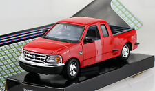 Ford f-150 xlt FLARESIDE supercab 2001 rouge 1:24 Motor Max voiture miniature 73284