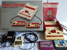 Nintendo Famicom NES HVC-001 Console,RF switch,2 games with Boxed set-I11-