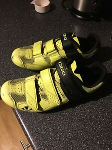 Giro Road Shoes Size 10 Eu45