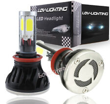 Auto H9 H11 40W LED Headlight KIT Headlamp Light Xenon 6000K White Bulbs U1