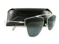 Dior Homme Sunglasses 0204S Palladium Blue 01072 New Authentic