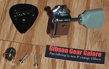 Epiphone Les Paul Tuner Chrome Deluxe Peg Guitar Parts Tuning Machine Keystone A