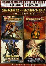 Roger Corman's Cult Classics: Sword and Sorcery Collection [ (DVD Used Like New)