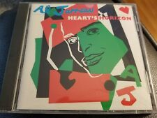 Al Jarreau - hearts horizon - CD 100% tested, disc in VG cond.