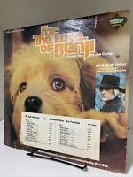 Benji - For The Love Of Benji original Movie Soundtrack LP PROMO copy RARE