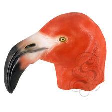 Latex Full Head Animal Bird Toucan Popular Fancy Dress up Carnival Party Masks