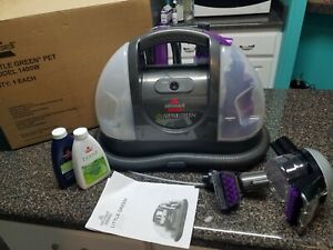 BISSELL Little Green Pet Portable Spot and Stain Carpet Cleaner