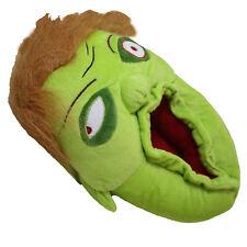 Para Hombre Chicos Zombie Alien Monster Hair Pies Zapatillas Novedad Divertido Barato Venta Venta