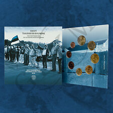 Estland - 25 Jahre Wiedererlangung der Selbstständigkeit - KMS 2016 BU 3,88 Euro