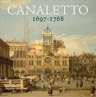 Canaletto, 1697-1768, Hardcover by Kowalczyk, Bozena Anna, Like New Used, Fre...