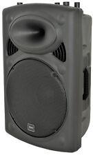"QTX QR15K 15"" 400W Active Portable Speaker DJ Disco Sound System PA"