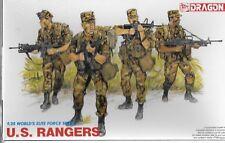 Shanghai Dragon Elite Modern Force Series US RANGERS, Figures 1/35 3004  ST /B2